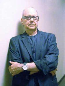 Cruise Ship Lecturer John Lobell